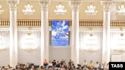 Международный фестиваль симфонических оркестров проходит в Москве в пятый раз.