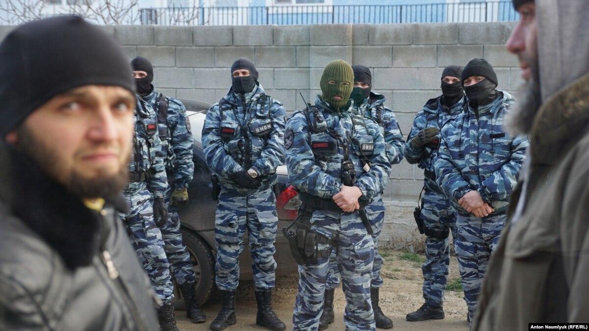 Британия призывает Россию прекратить преследования крымских татар и других несогласных с аннексией Крыма
