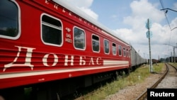 Поезд доставил в Харьков тела большинства жертв авиакатастрофы под Донецком