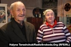 Микола Панас і Любомира Кравецька