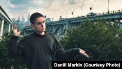 Russian student Daniil Markin was charged with inciting hate speech.
