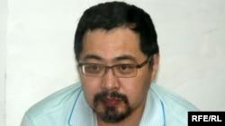Оппозиция белсендісі Ермек Нарымбаев.