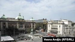 Trg republike u Beogradu