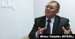 Токон Мамытов