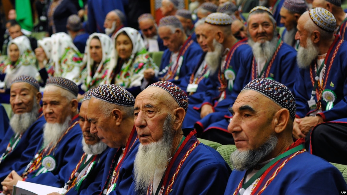 Majlis Podcast: Why Are Central Asian Authorities Obsessed With Beards And Hijabs?