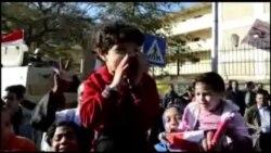 مظاهر البهجة بين المصريين في نهاية الاستفتاء