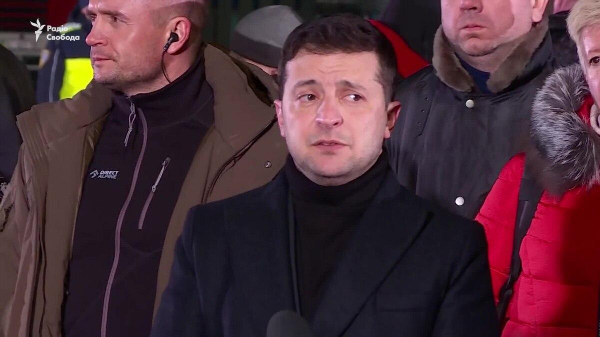 Зеленский объяснил, почему обменяли ексберкутівців – видео