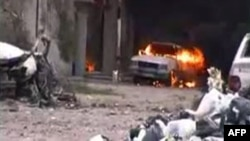 تصویری از شهر حمص