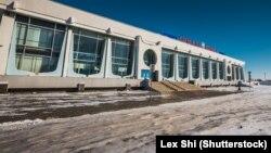 Гомельскі аэрапорт. Фота Lex Shi, ©Shutterstock