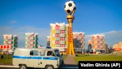 Саранск, столица Мордовии