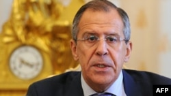 """Russian Foreign Minister Sergei Lavrov called Iran's criticism an """"emotional"""" outburst."""