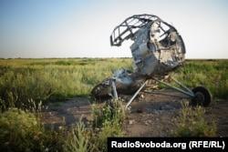 Літаки цивільної авіації, що були знищені під час багатоденних артобстрілів