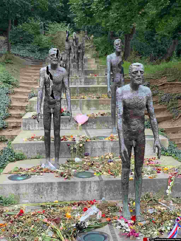 Memorialul Victimelor Comunismului de la Praga