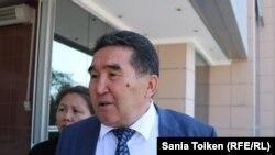 Талгат Айтенов, советник генерального директора компании «Мангистаумунайгаз».