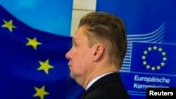 Глава «Газпрома» Алексей Миллер (архивное фото)