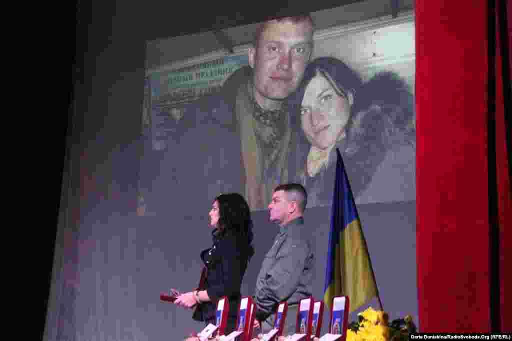 Олександр Черніков із 25-ї високомобільної десантної бригади нагороджений орденом посмертно