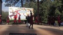 Осетинский праздник Костаоба в Грузии