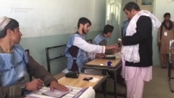 Afghans In Kandahar Vote In Delayed Elections Amid Recent Violence