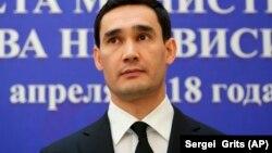 Serdar Berdymukhammedov