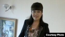 Алтынай Берікқызы, Азаттықтың блог байқауына қатысушы