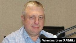 Valentina Ursu în dialog cu Alexei Tulbure