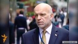 Վրաստանի դեսպանը ԱՄՆ-ում ուղեկցել է ոչ թե նախագահին, այլ վարչապետին