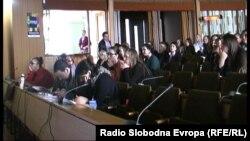 Интернационална младинска конференција во Крушево.