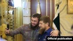 Даудов Мохьмад а (аьрру агIорхьара), Кадыров Рамзан а.