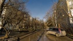 Крым теряет воду   Крымский вечер