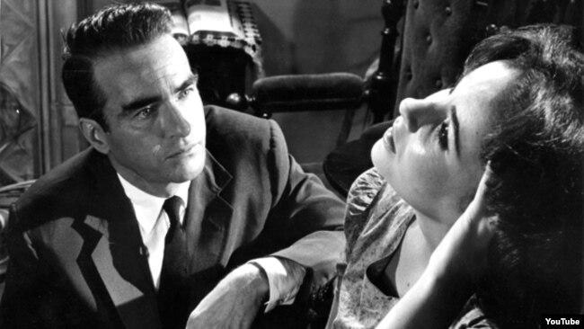 "Кадр из фильма ""Внезапно прошлым летом"" (1959)"