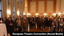 Europsku teatarsku konvenciju čini 40 teatara iz 20 zemalja, odnosno osam milijuna ljubitelja teatra