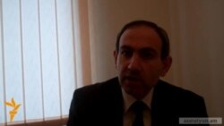 Նիկոլ Փաշինյանը Րաֆֆի Հովհաննիսյանին առաջարկում է «Նոր կառավարություն» ձեւավորել