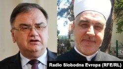 Mladen Ivanić i Husein ef. Kavazović