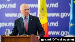 Moldovan Prime Minister Pavel Filip has renewed his call for Russia to withdraw its troops from Transdniester