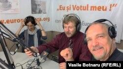 Leontina Vatamanu, Virgil Mărgineanu și Virgil Mihaiu