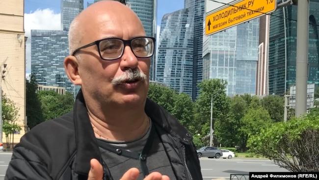 Владимир Орлов, издатель и собиратель фактов. Москва. 2021 г.