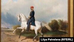 Николай Сверчков. Портрет императора Александра II
