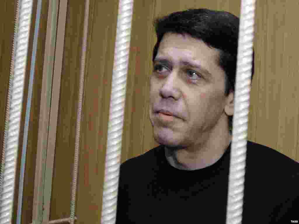 Журналист Олег Лурье приговорен к восьми годам лишения свободы