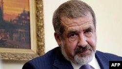 Глава Меджлісу кримськотатарського народу Рефат Чубаров