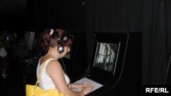 Під час виставки. 15 серпня 2008 р.