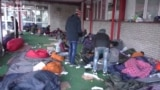 Belgrade Bus Shelter Is Home For Migrants Stuck In Serbia