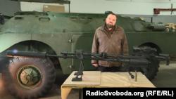 Завод «Маяк» представив гвинтівку «Нічний хижак»