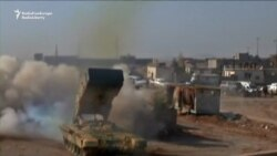 Iraqi Security Forces Fight For Mosul's Airport