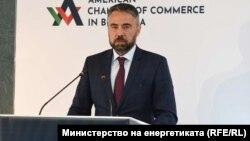 Министърът на енергетиката в служебното правителство Андрей Живков