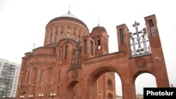 Մոսկվայի Հայոց առաջնորդանիստ եկեղեցին