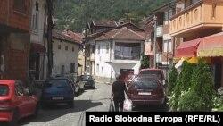 Населба Два Бреста во Тетово.