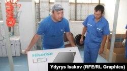 Оштогу кыргыз-кытай заводу. 3-август, 2015-жыл