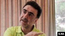 Iran -- Mostafa Tajzadeh, Former minister of interier Iranian reformist and political activist.