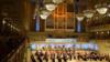 Під час концентру Українського молодіжного симфонічного оркестру в Берліні. Серпень 2018 року.