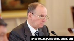 Секретарь Совета Безопасности (СБ) РФ Николай Патрушев.
